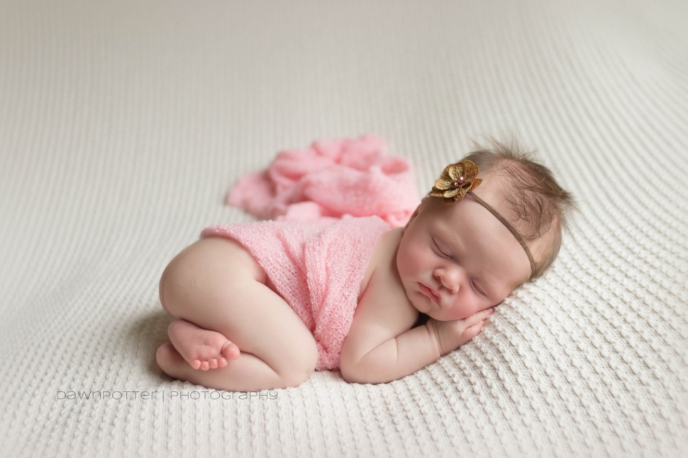 Kennedy | Maple Valley Newborn Photographer -3
