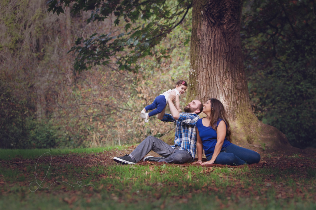 west seattle family mini session | outdoor child photo session | seattle baby photographer
