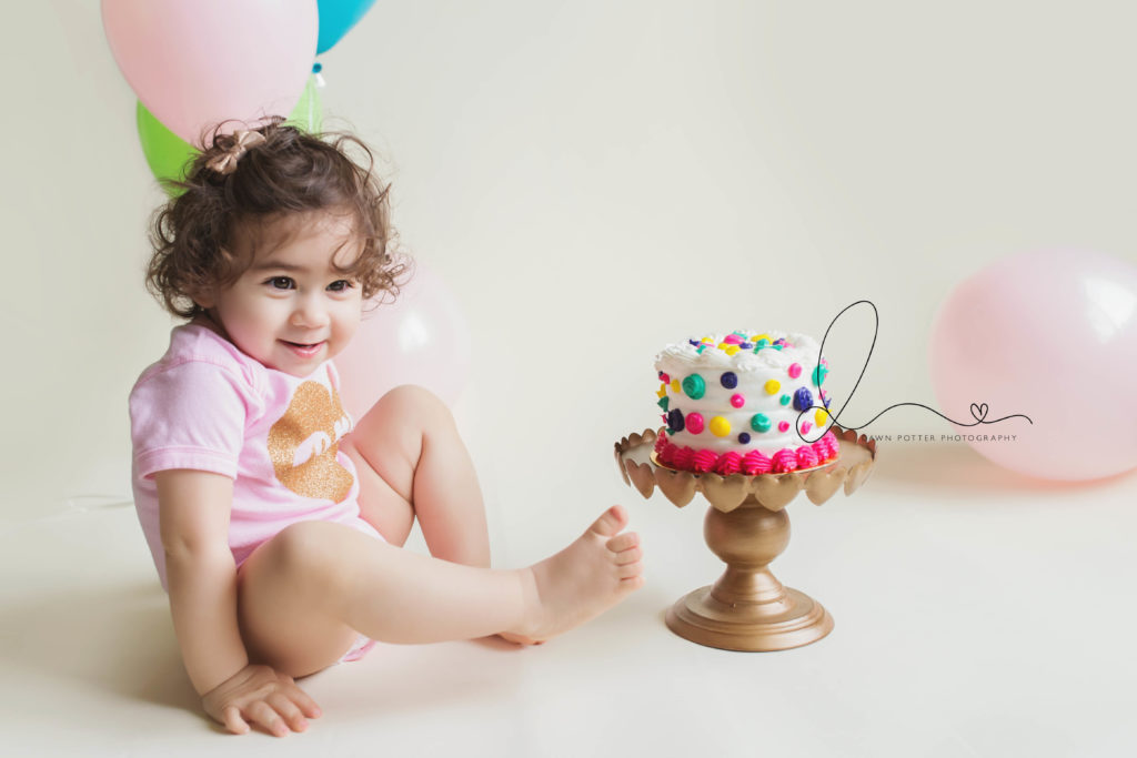 one year milestone session | seattle baby photographer