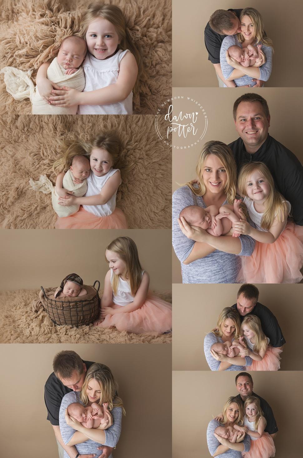 Bellevue newborn photography session | studio newborn session | seattle newborn photographer | the newborn whisperer | issaquah newborn photographer