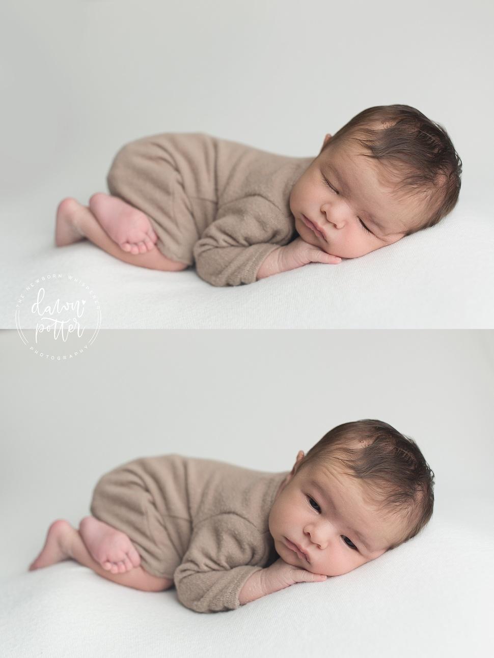 North Bend Newborn Photographer