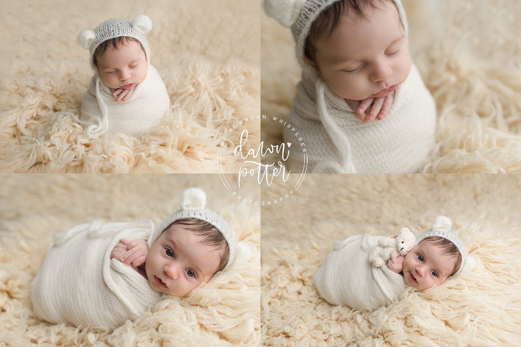 Kirkland baby photographer dawn potter photography