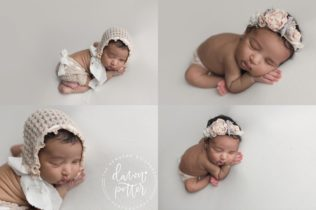 Bellevue Newborn Portrait Session