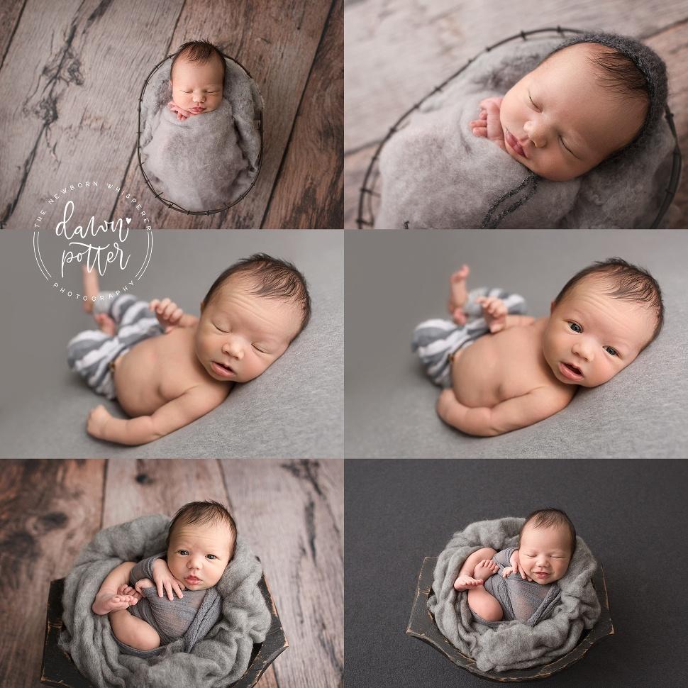 Newborn photography in Seattle WA