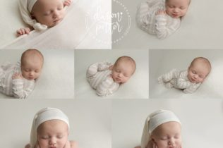 Newborn Baby Photographer Near Seattle Washington